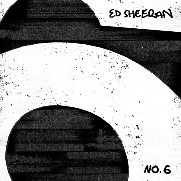 Ed Sheeran - No.6 Collaborations Project CD