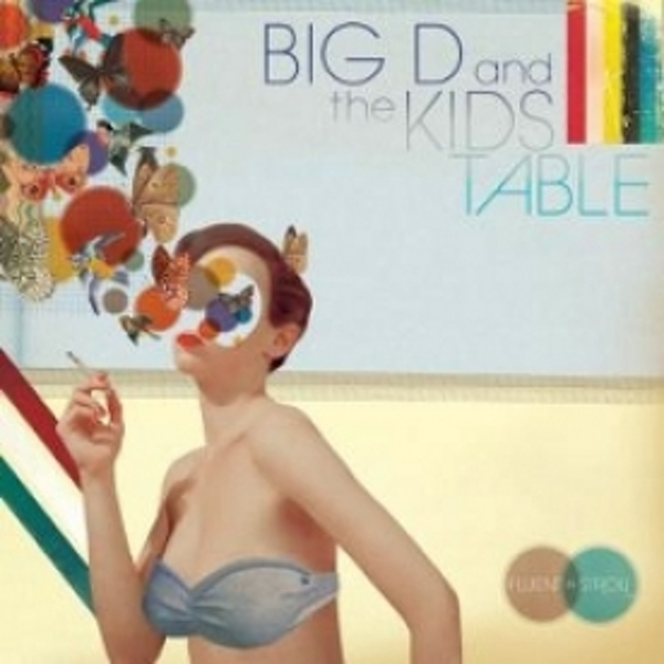 Big D and the Kids Table - Fluent in Stroll CD