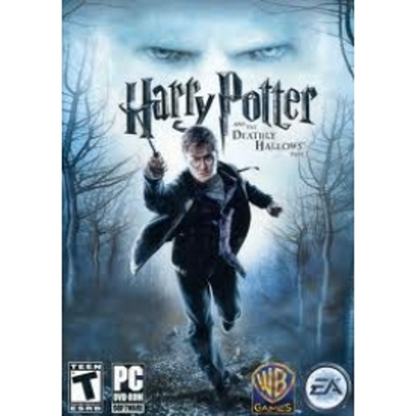Harry Potter And The Deathly Hallows Part 1 Game PC (#)