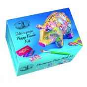 House of Crafts Creative Glass Painting Craft Kit