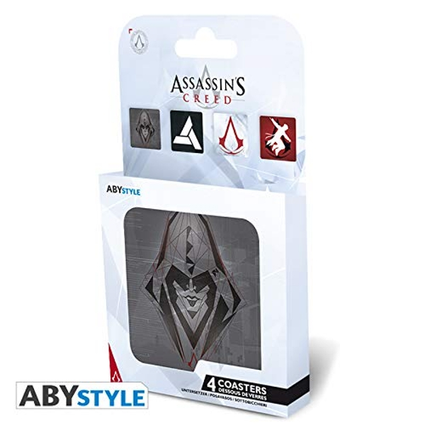 Assassin's Creed - Generic Coasters (Set Of 4)