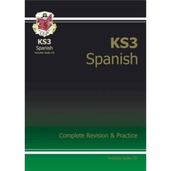 KS3 Spanish Complete Revision & Practice by CGP Books (Paperback, 2013)
