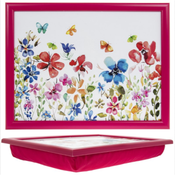 Butterfly Meadow Laptray By Lesser & Pavey