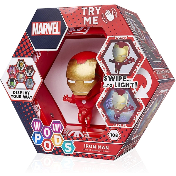 Ironman (Marvel) Wow Pod Figure