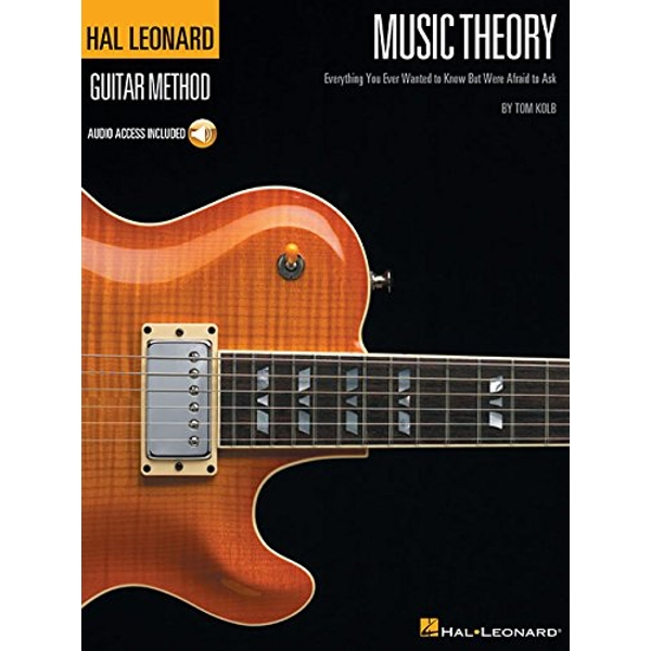 Hal Leonard Guitar Method: Music Theory (Book/Online Audio) by Tom Kolb (Paperback, 2005)