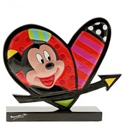 Mickey & Minnie Mouse Heart Disney Britto Icon