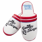 Harley Quinn Daddy's Little Monster Suicide Squad DC Comics Womens Slippers Adult Large UK Size 5-7
