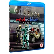 Red vs Blue: Season 13 Blu-ray
