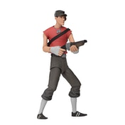 Red Scout (Team Fortress 2) Neca Series 4 Action Figure