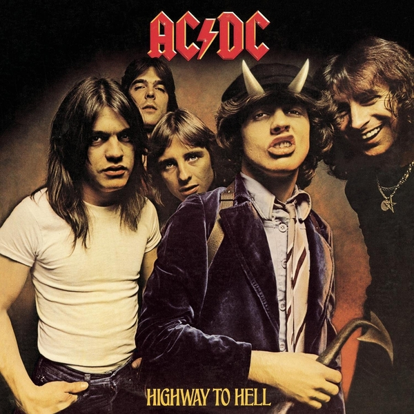 ACDC - Highway To Hell Vinyl