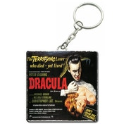 Dracula Original Film Poster Key Ring (1958)