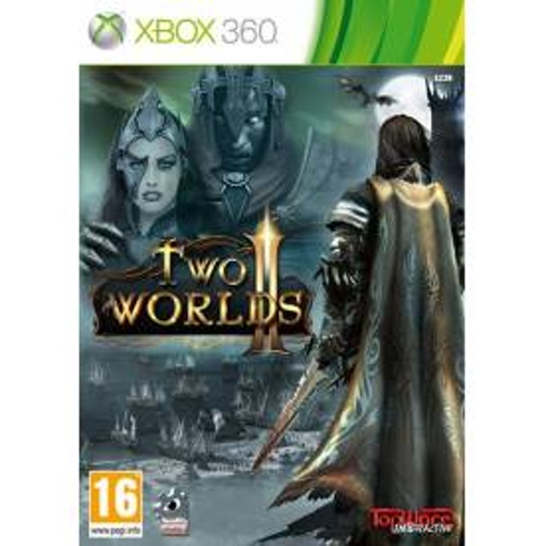 Two Worlds II 2 Game Xbox 360