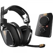 Astro A40 Headset + MixAmp Pro TR Black Gaming Headset PS4 PS3 & PC