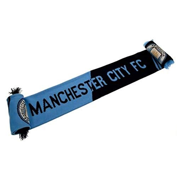 Manchester City FC Scarf VT