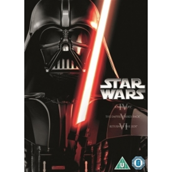 Star Wars The Original Trilogy (Episodes IV-VI) DVD