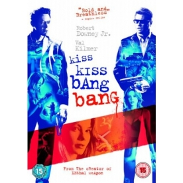 Kiss Kiss Bang Bang 2005 DVD