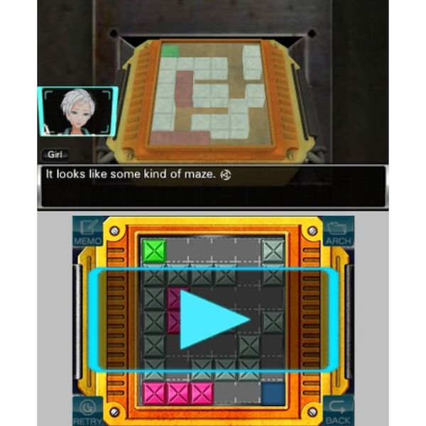 Virtues Last Reward Game 3DS - Image 4