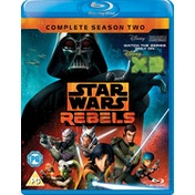 Star Wars: Rebels Season 2 Blu-ray