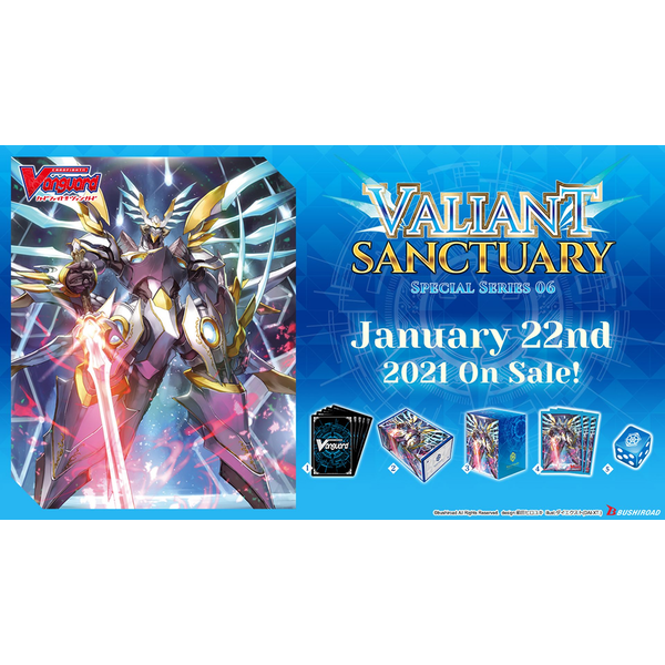 CardFight Vanguard TCG: Special Series 6 Valiant Sanctuary