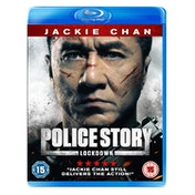 Police Story: Lockdown Blu-ray