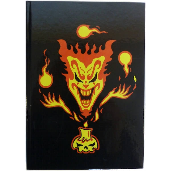 Insane Clown Posse - Fire Juggler Notebook
