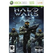 Halo Wars Game Xbox 360
