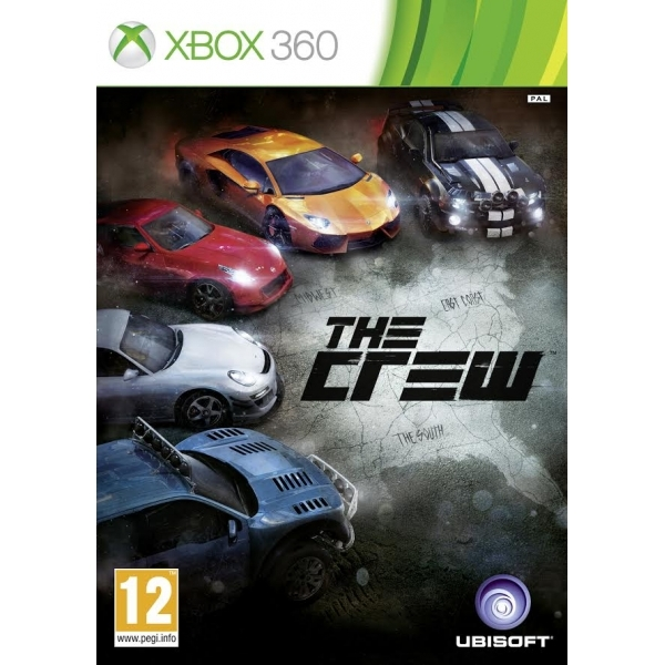 The Crew Game Xbox 360 - Image 1
