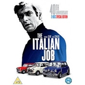 The Italian Job 40th Anniversary Edition DVD