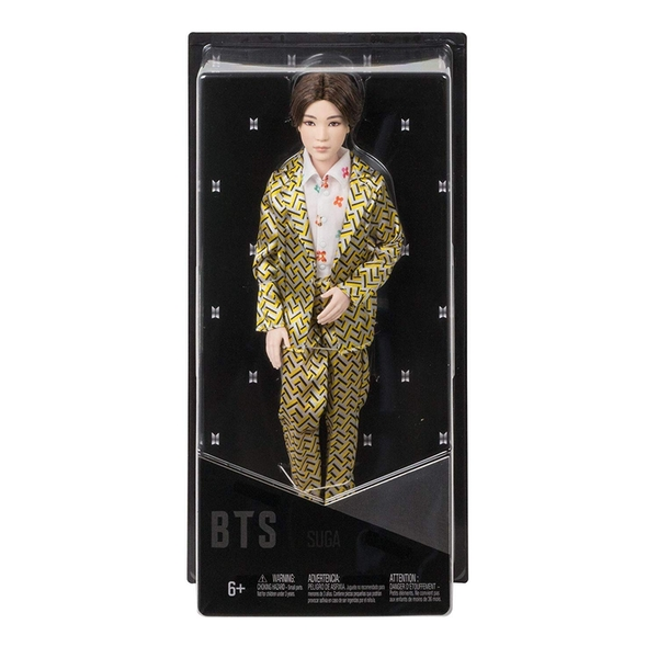 BTS K-Pop Fashion Doll - Suga