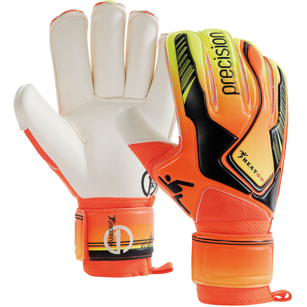 Precision Junior Heat On GK Gloves - Size 7