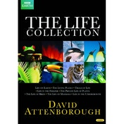 Attenborough - The Life Collection Box Set DVD