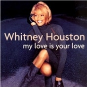 Whitney Houston My Love Is Your Love CD
