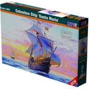 1:270th Columbus Ship 'Santa Maria' Model Kit