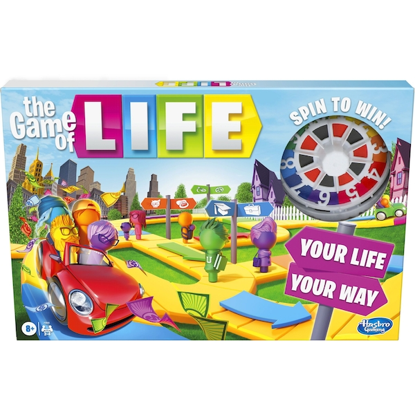 Game of Life Classic Board Game