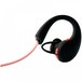 Groov-e Action Wireless Bluetooth Sports Headphones with LED Neckband Red - Image 2