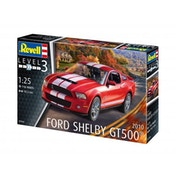 2010 Ford Shelby GT500 1:25 Revell Model Set