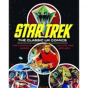 Star Trek  The Classic UK Comics: Volume 2 Hardcover