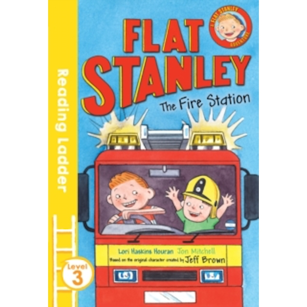 Flat Stanley and the Fire Station