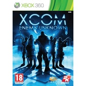 XCOM Enemy Unknown Game Xbox 360