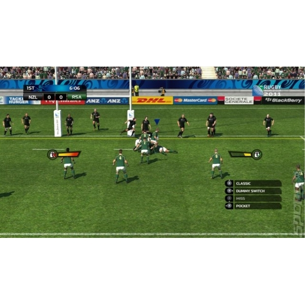 Rugby World Cup 2011 Game Xbox 360 - Image 3