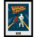 Print: Doc And Marty - Image 2