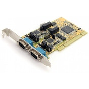StarTech 2 Port RS232/422/485 PCI Serial Adapter Card w/ ESD Protection