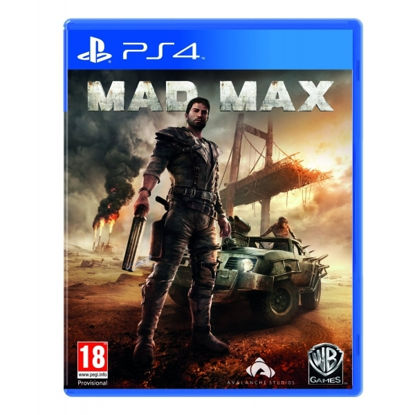 Mad Max Game PS4 - Image 1