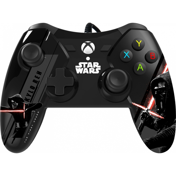 Kylo Ren (Star Wars Episode 7 Force Awakens) Officially Licensed Wired Controller Xbox 360