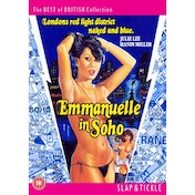 Emmanuelle In Soho DVD