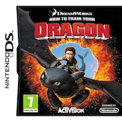 Ex-Display How To Train Your Dragon Game DS Used - Like New