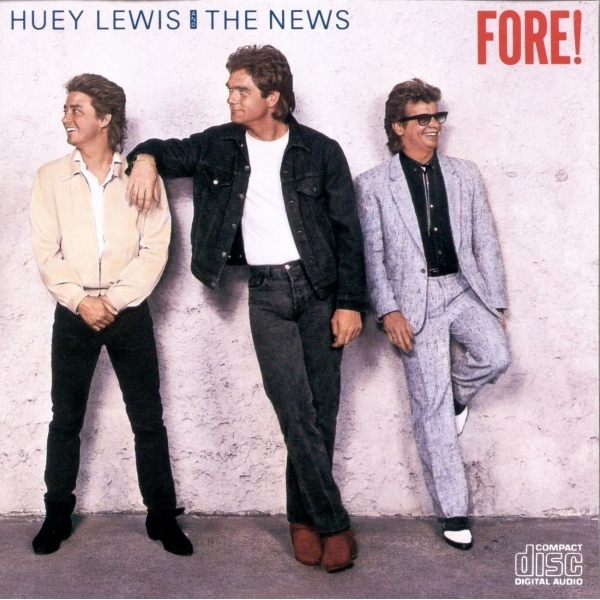 Huey Lewis And The News - Fore CD