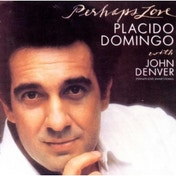 Placido Domingo - Perhaps Love CD