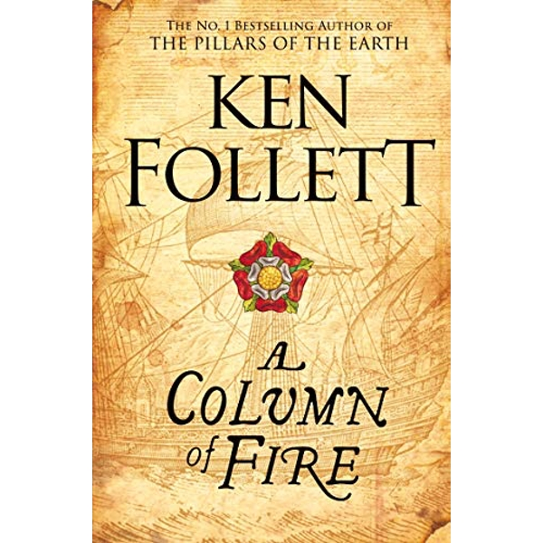 A Column of Fire  Paperback / softback 2018