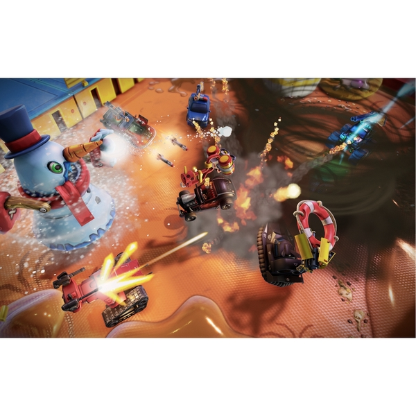 Micro Machines World Series PC Game - Image 7